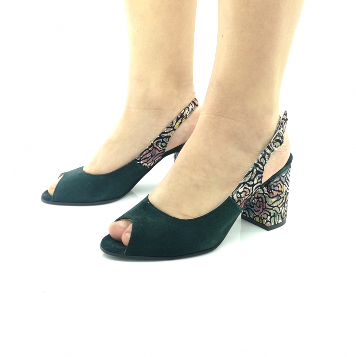 Sandale dama elegante COD-135 4
