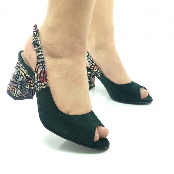 Sandale dama elegante COD-135 0