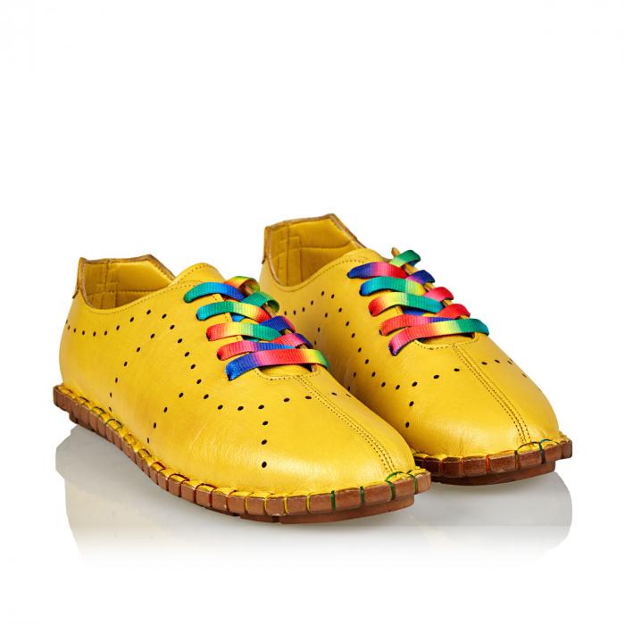 Pantofi dama casual confort cod TR-396 4