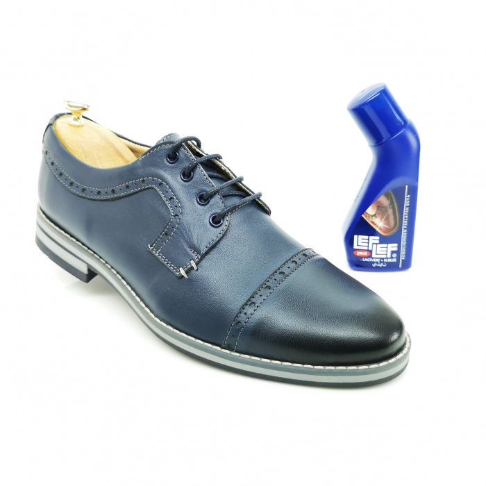 Pantofi de barbati casual confort cod IS-329 0