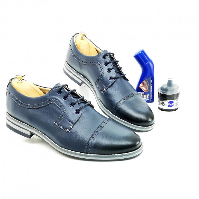 Pantofi de barbati casual confort cod IS-329 2