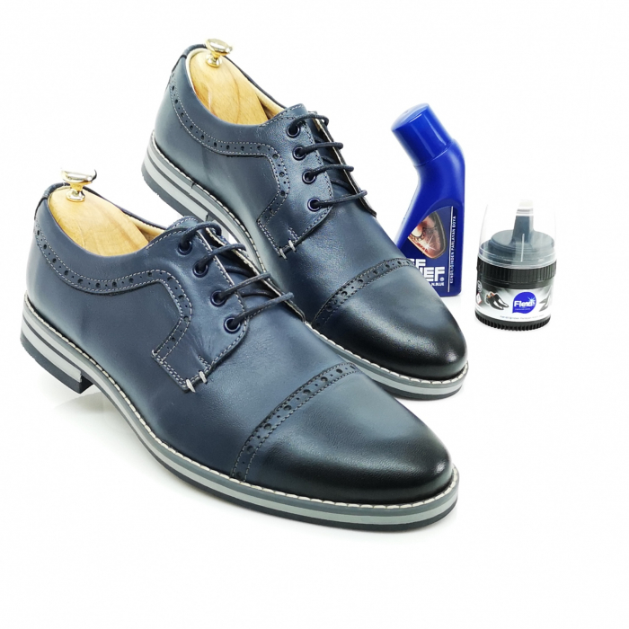 Pantofi de barbati casual confort cod IS-329 3