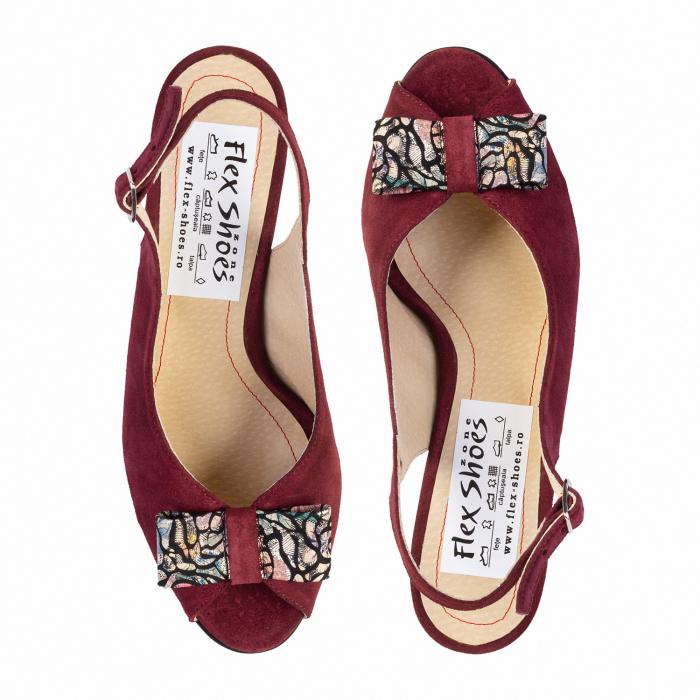 Sandale dama elegante COD-145 3