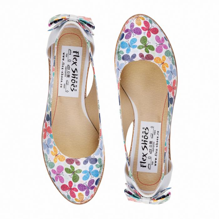 Pantofi dama balerine cod MAT-238 3