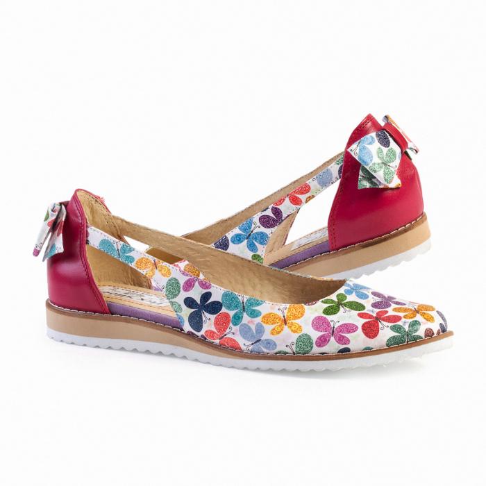 Pantofi dama balerini cod MAT-257 2