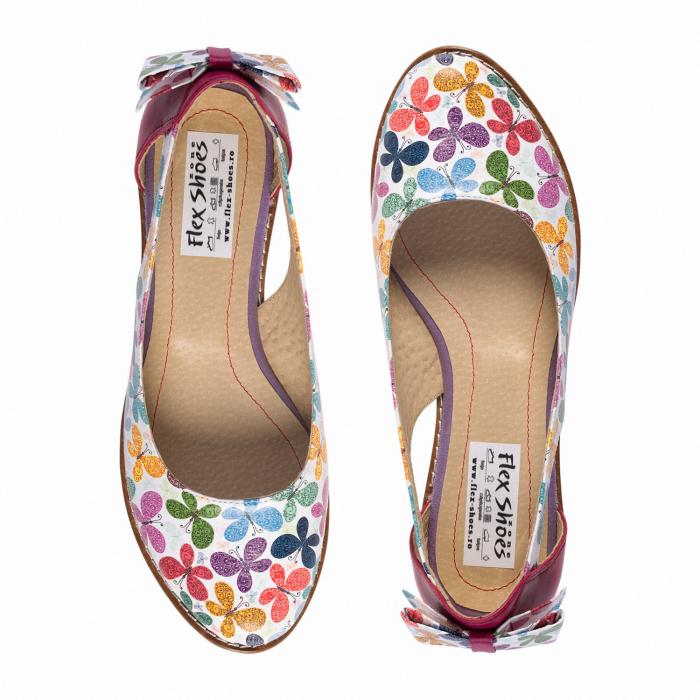 Pantofi dama balerini cod MAT-257 3
