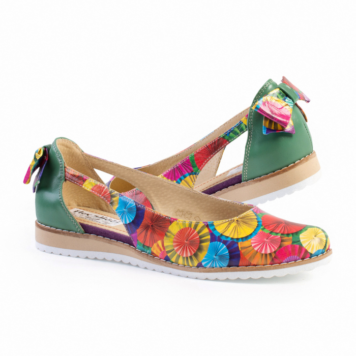 Pantofi dama balerini cod MAT-256 1