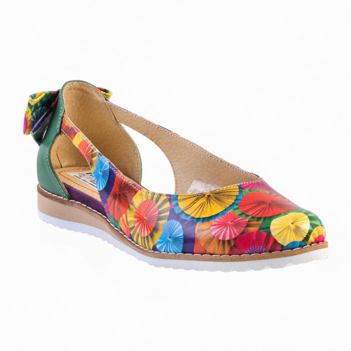 Pantofi dama balerini cod MAT-256 3