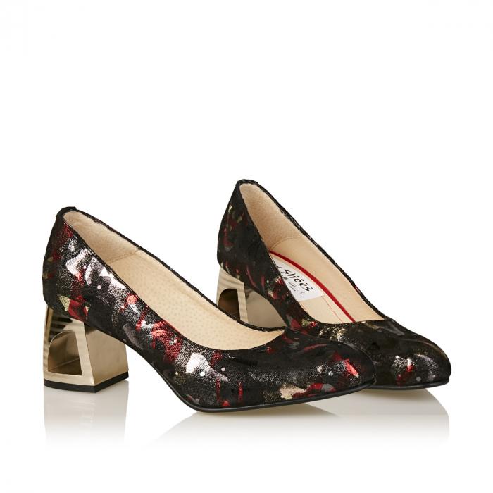 Pantofi dama eleganti cod MAT-207 1