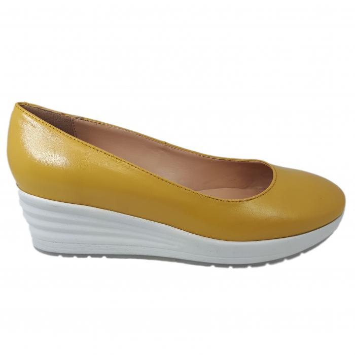 Pantofi dama balerine confort COD-613 1