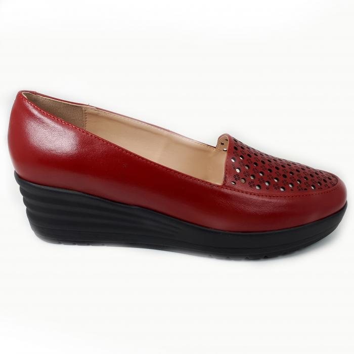 Pantofi dama balerine confort COD-719 1