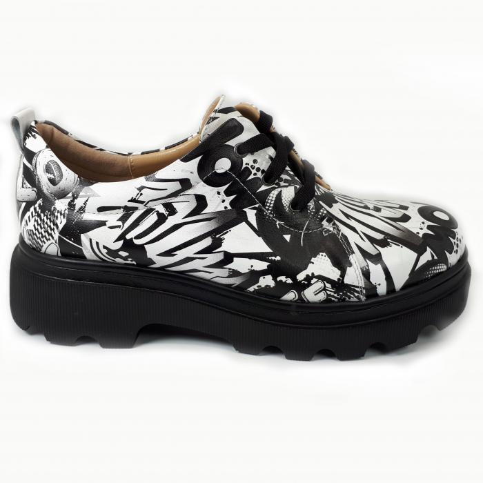 Pantofi dama casual COD-720 1