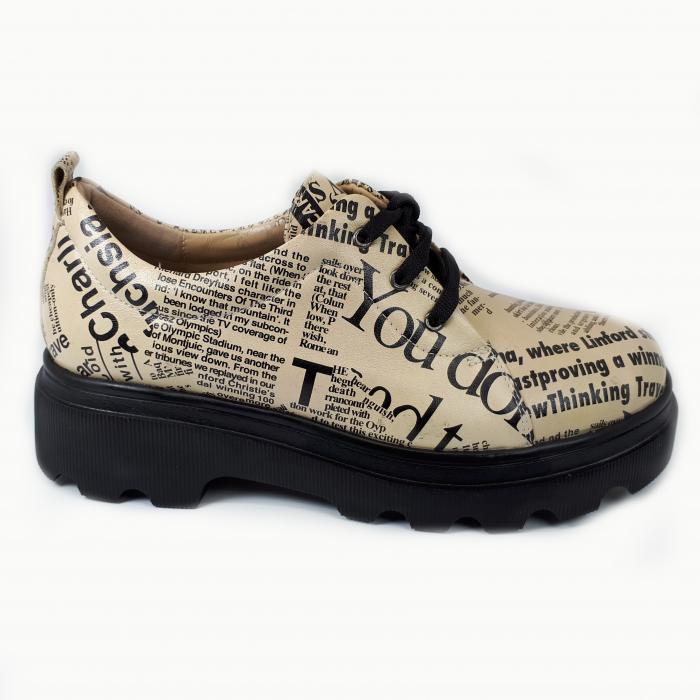 Pantofi dama casual COD-722 1