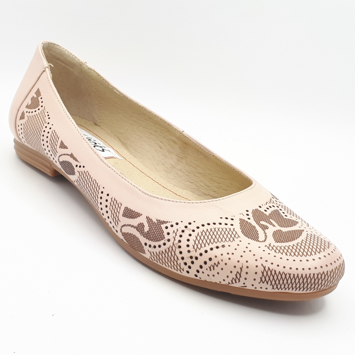 Pantofi dama balerine COD-239 0