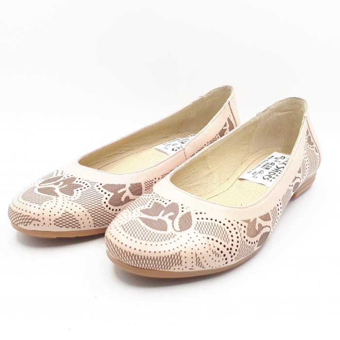 Pantofi dama balerine COD-239 2