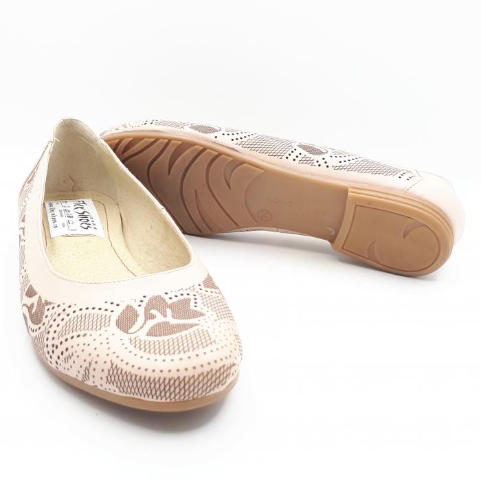 Pantofi dama balerine COD-239 3