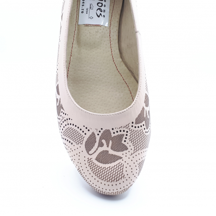 Pantofi dama balerine cod MAT-239 4