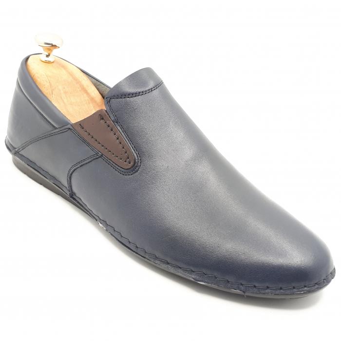 Pantofi de barbati casual din piele naturala  COD-272 0