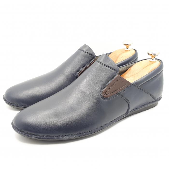 Pantofi de barbati casual din piele naturala  COD-272 2