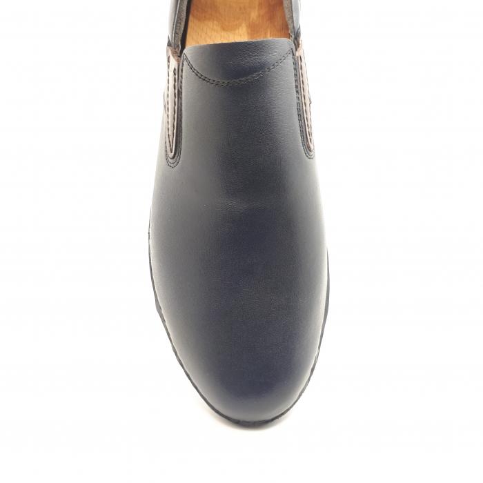 Pantofi de barbati casual din piele naturala  COD-272 4