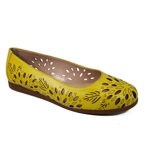 Pantofi dama balerine confort COD-803 0