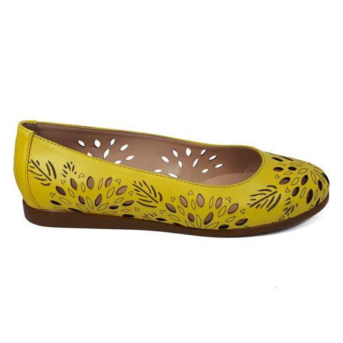 Pantofi dama balerine confort COD-803 1