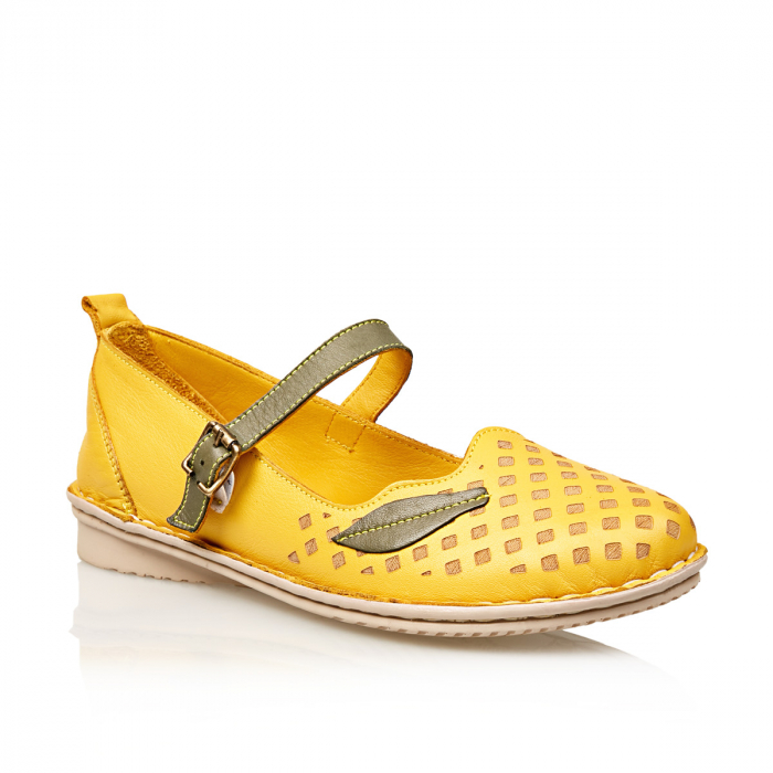 Pantofi dama casual confort cod TR-166 0
