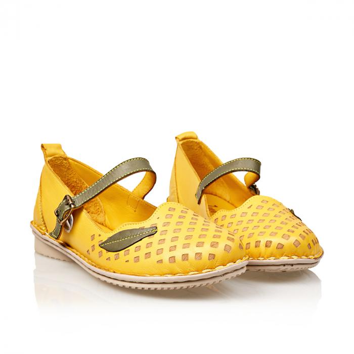 Pantofi dama casual confort cod TR-166 1