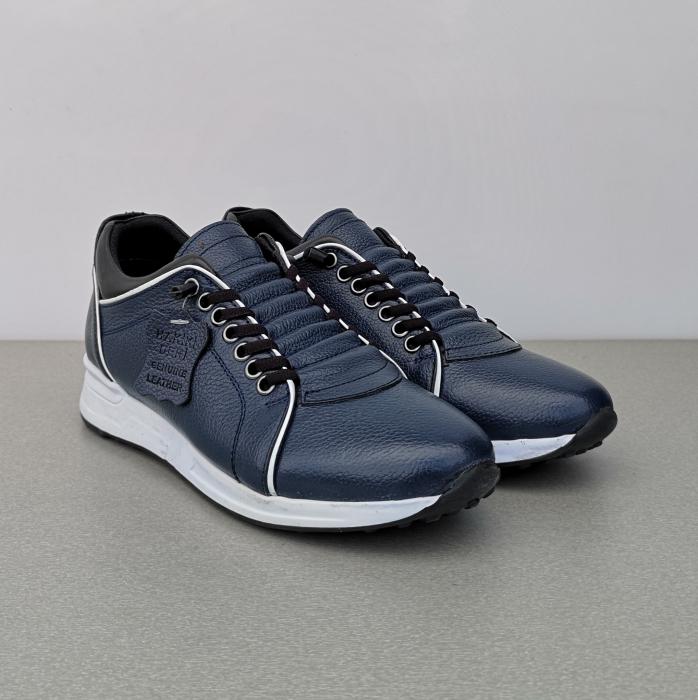 Pantofi de barbati casual confort cod DR-345 7