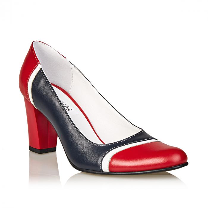 Pantofi dama eleganti COD-197 3