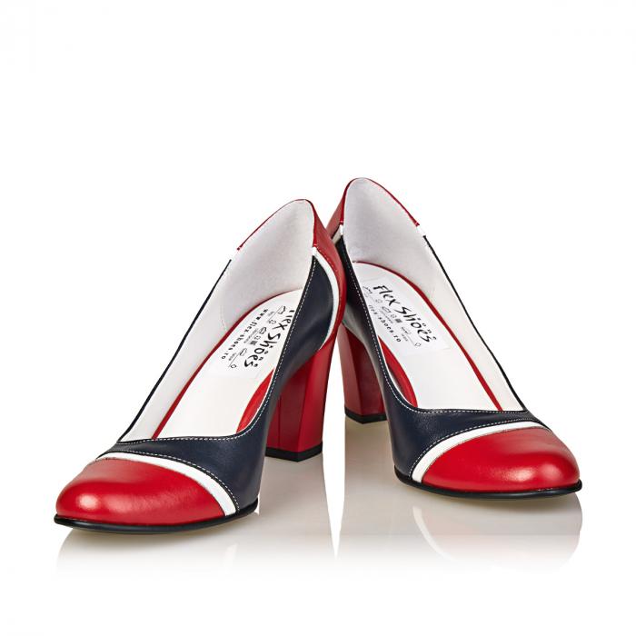 Pantofi dama eleganti COD-197 4
