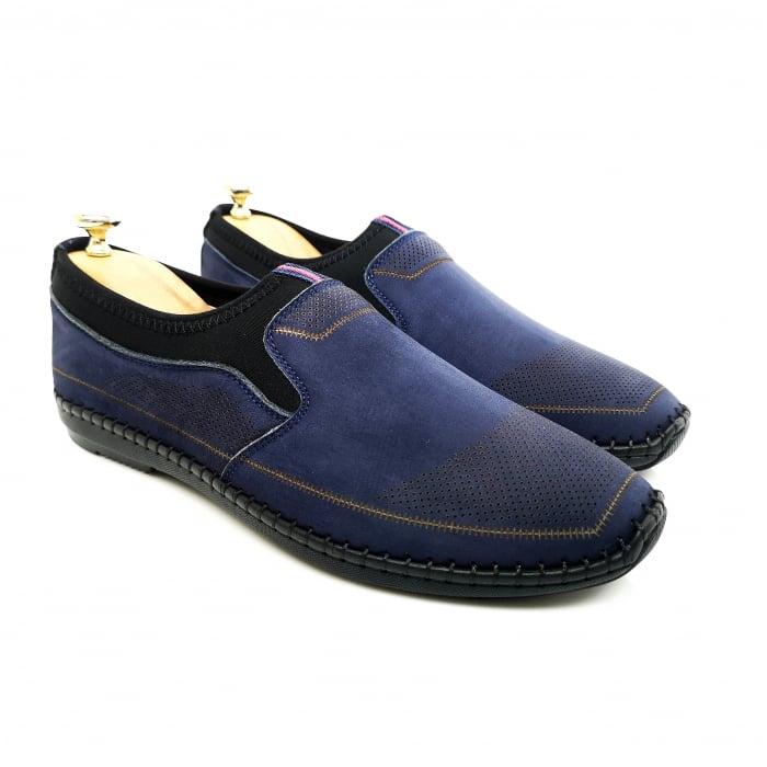 Pantofi de barbati casual confort din piele naturala COD-325 0