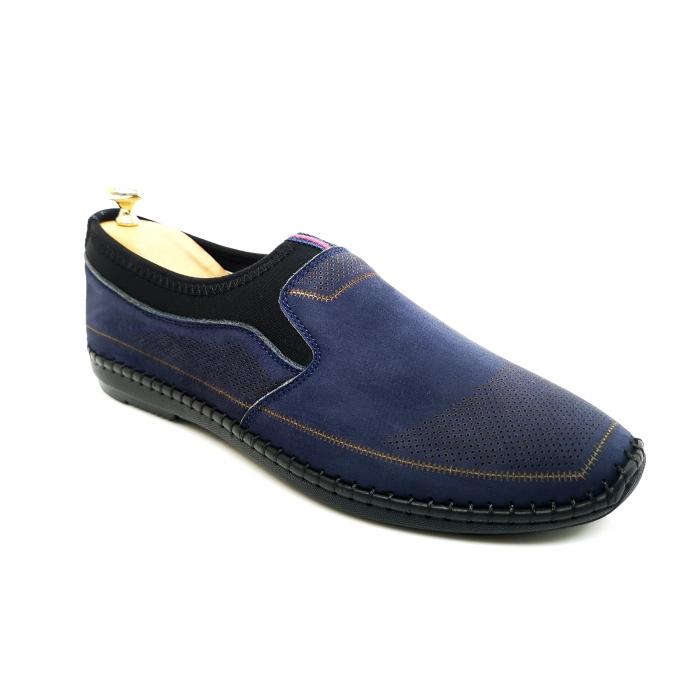 Pantofi de barbati casual confort din piele naturala COD-325 1