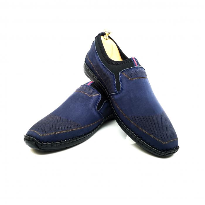 Pantofi de barbati casual confort din piele naturala COD-325 3