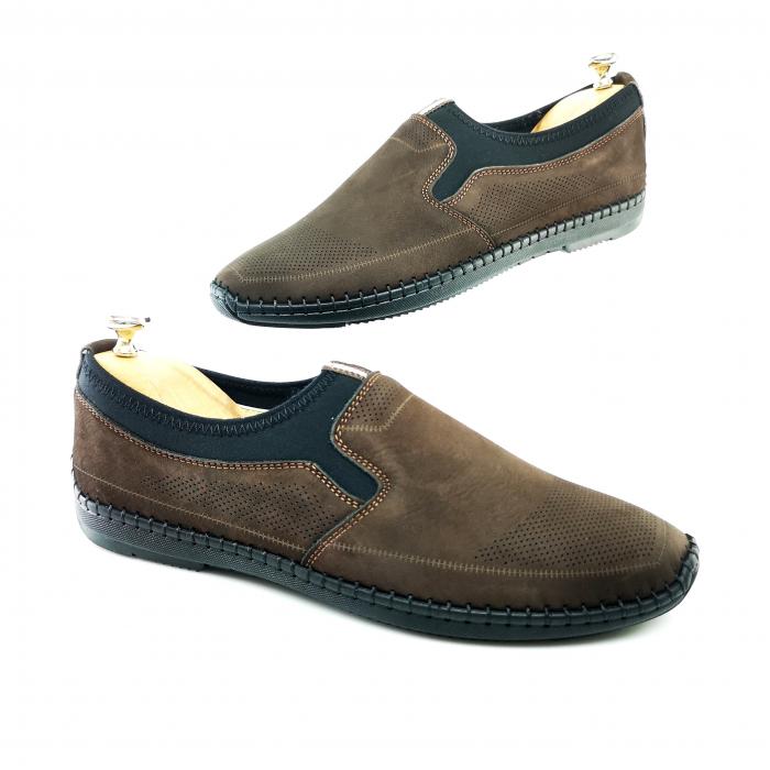 Pantofi de barbati casual confort COD-324 3