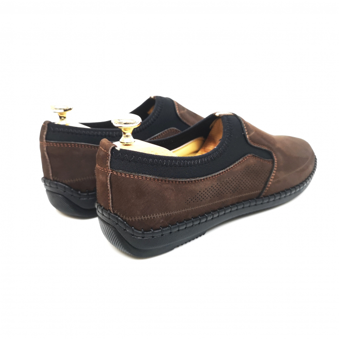 Pantofi de barbati casual confort cod DR-324 4