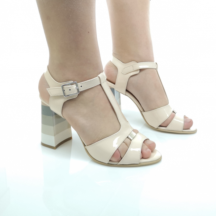 Sandale dama elegante cod MAT-138 0