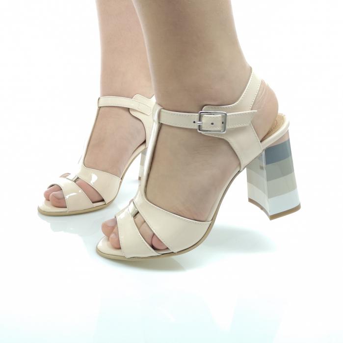 Sandale dama elegante cod MAT-138 3
