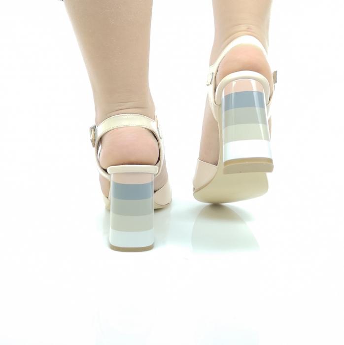 Sandale dama elegante cod MAT-138 4