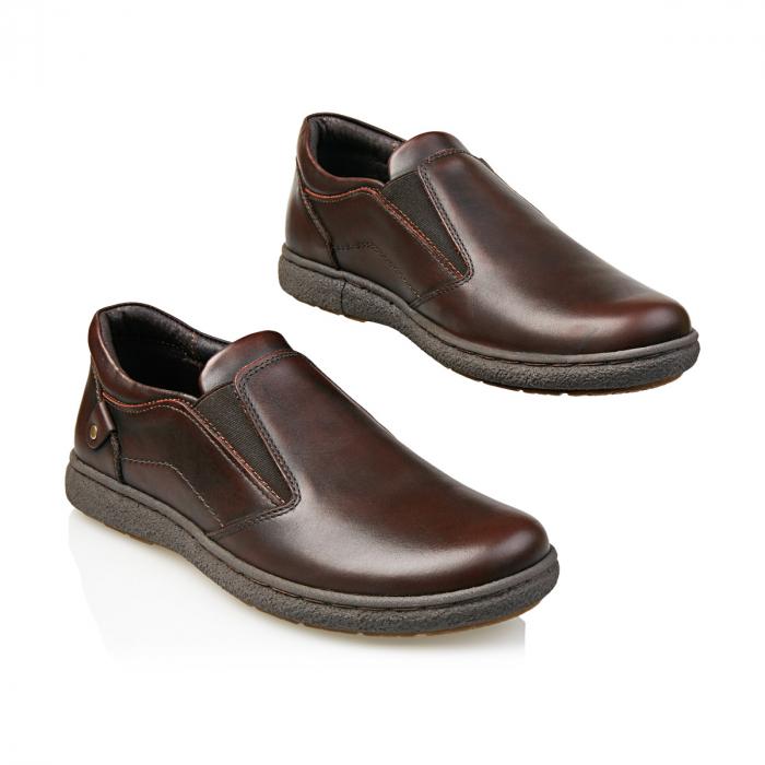 Pantofi de barbati casual confort cod ED-359 2