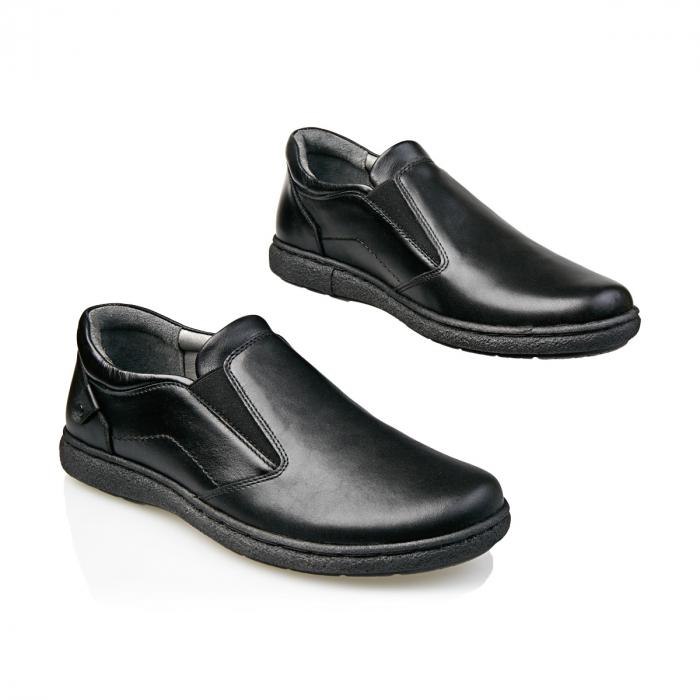 Pantofi de barbati casual confort cod ED-348 2