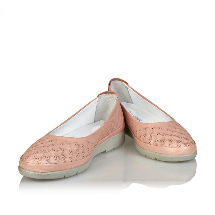 Pantofi dama balerini COD-258 - Flex-Shoes 2