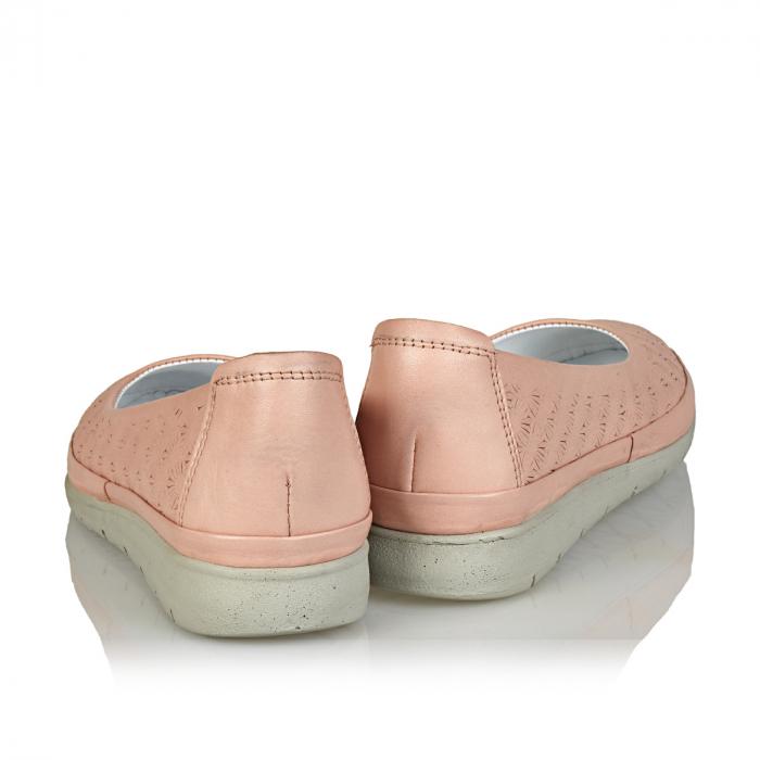 Pantofi dama balerini COD-258 - Flex-Shoes 3