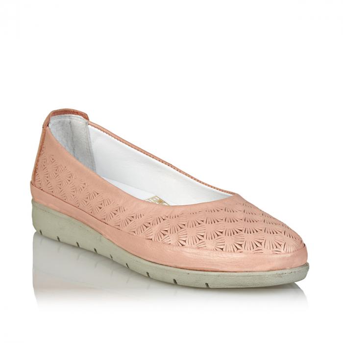Pantofi dama balerini COD-258 - Flex-Shoes 0