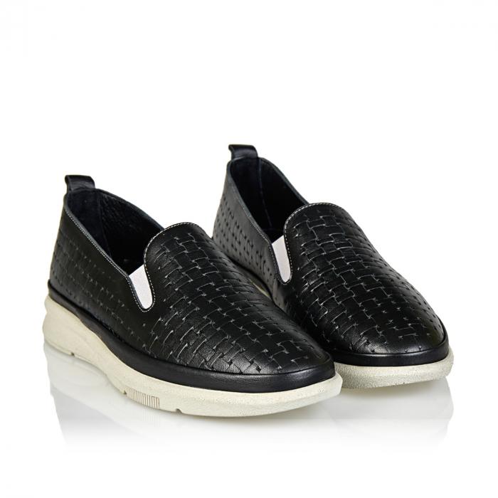 Pantofi dama casual confort COD-184 - Flex-Shoes 0