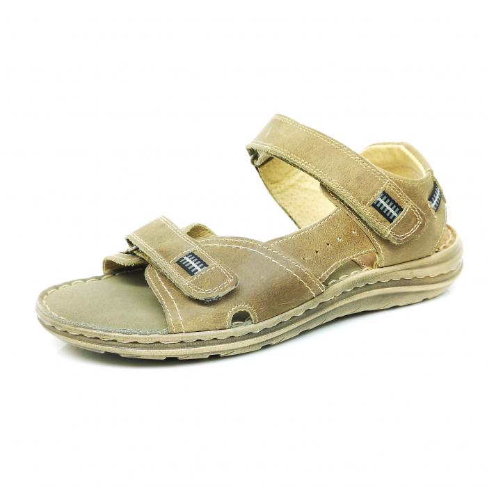 Sandale de barbati cod FM-422 4