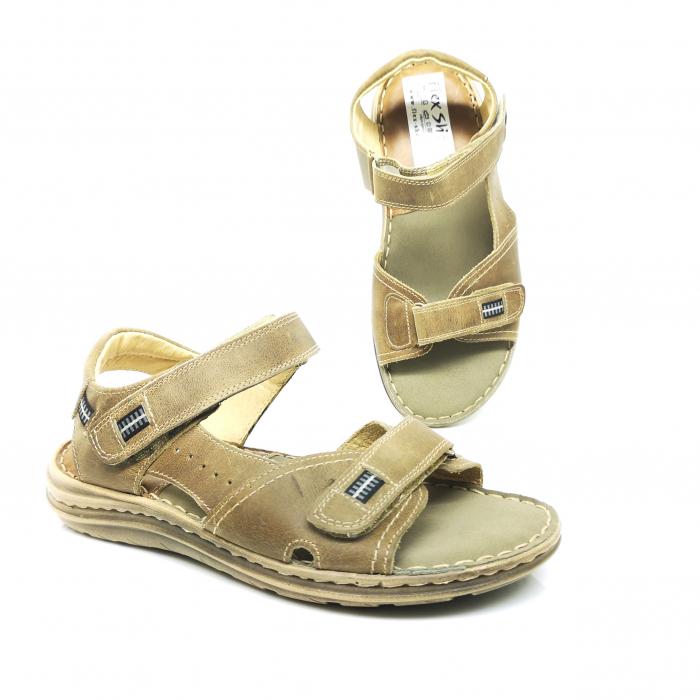 Sandale de barbati cod FM-422 3