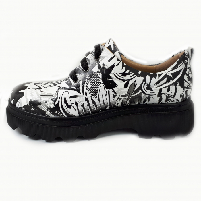 Pantofi dama casual COD-720 2