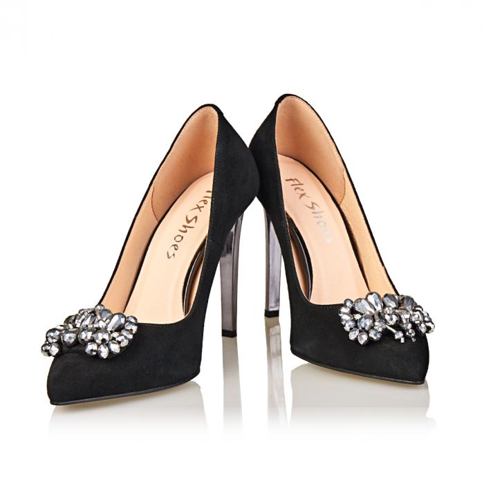 Pantofi dama eleganti cod STG-194 2