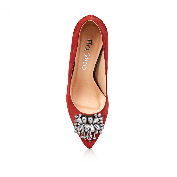 Pantofi dama eleganti cod STG-195 4